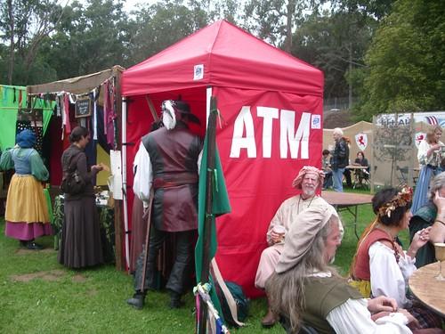 Ye Old ATM