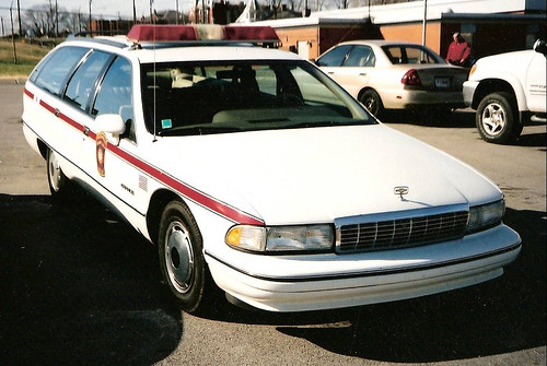 Capriceous 1991 Chevy Caprice Wagon