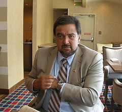 BILL RICHARDSON in Denver, August 2008