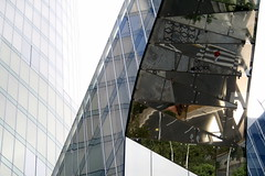 Angular (Richard Parmiter) Tags: barcelona building architecture spain angle angles portolympic gasnatural