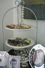plate rack for my jeweled treats
