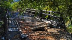 bridge to nowhere (Kris Kros) Tags: california ca bridge usa rose photoshop photography high nikon dynamic nowhere socal valley kris to ojai range hdr kkg cs3 photomatix kros kriskros 5xp kk2k kkgallery