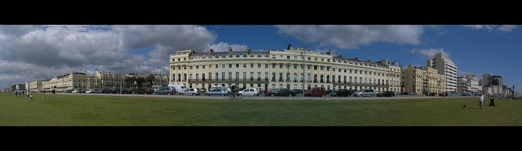 Brighton-UK -panorama