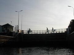 Vaartochtje van Westerpark naar Noord (Jemanitori) Tags: amsterdam sluis varen amsterdamnoord