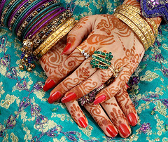 Detail (rohtas) Tags: uk wedding pakistan red colour detail beauty fashion studio gold groom bride couple dress ceremony makeup east jewellery celebrations desi shooting pakistani colourful weddings bridal hina eastern saloon photosession mehndi dulhan jhelum mahndi arifsons manchesterwedding parolour aiaphotographycouk amerraja