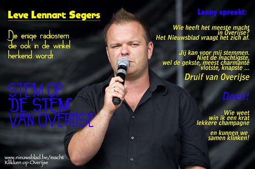 Leve Lennart Segers