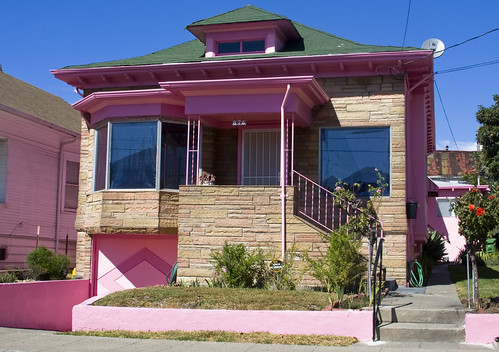 pink monstrosity