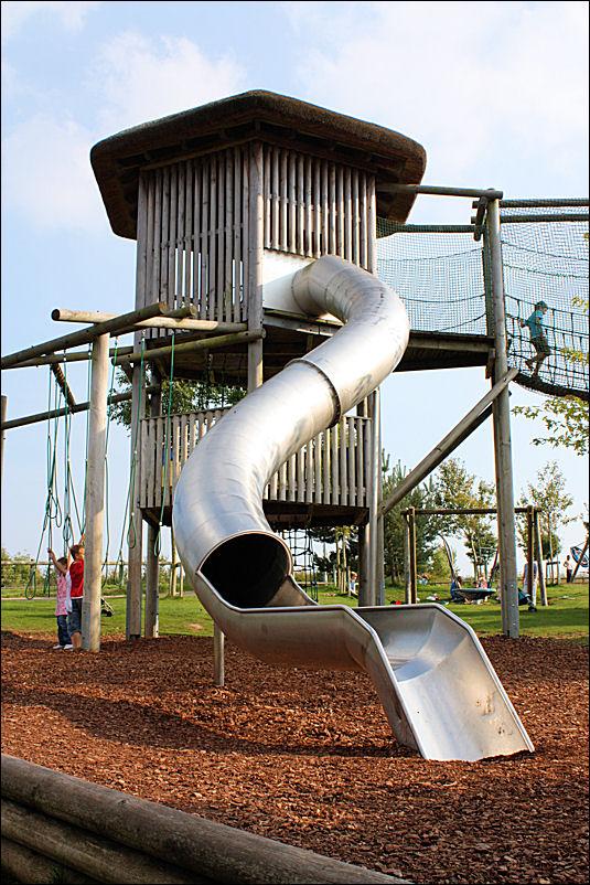 Great Ape Park Slide