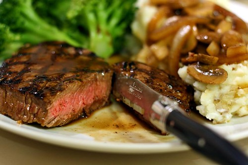 How do you like your steak?