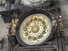 Astronomical Clock detail (tefreese) Tags: prague isap globalmethconference