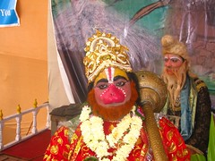 The Five-faced Hanuman Temple
