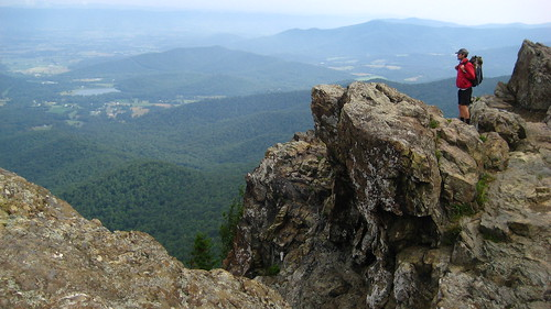 Shenandoah Cliffs Overlook