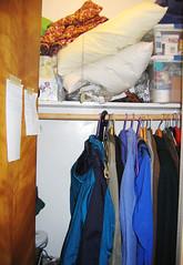 closet above