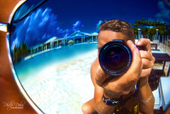SUNGLASSES REFLECTION IN GUADELOUPE (Philip Delos Photography) Tags: portrait selfportrait france reflection sunglasses photography mirror reflex nikon jennifer awesome guadeloupe stfrancois philipdelos