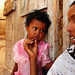 A mother and her child - Somaliland