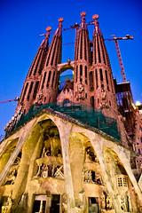 Temple de la Sagrada Familia by Justin Korn