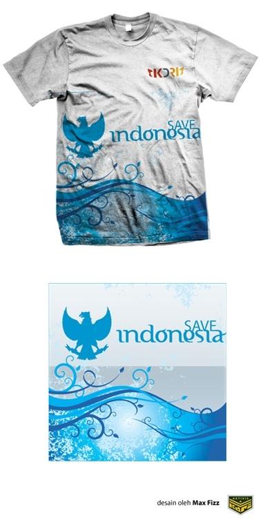 Save Sea Of Indonesia White