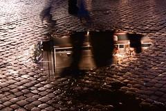 IMG_1736 (bubblepics) Tags: roma rain puddle pozzanghera