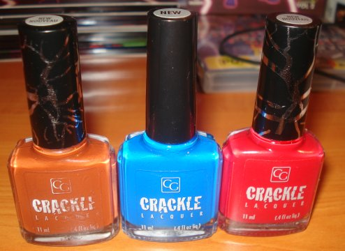 Covergirl Crackles