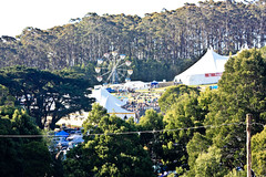 Overlooking The Festival (brooxy28) Tags: festival falls 2008 lorne
