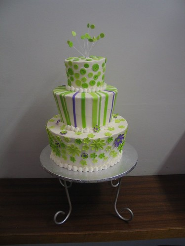 Inspiration Green Wedding Cakes photo 820467-4