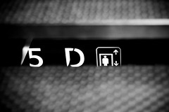 5D (mgratzer) Tags: blackandwhite bw black station contrast train lowlight bahnhof trainstation schwarzweiss weiss schwarz klagenfurt weis schwarzweis showonmysite