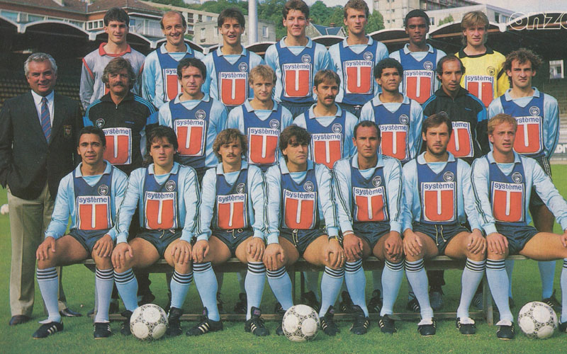 le havre 1986-87