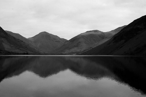 New Year in the Lake District. Wasdale