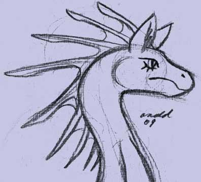 1.4.09 Dragon head