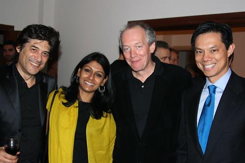 Georges Corraface, Nandita Das, Luc Dardenne