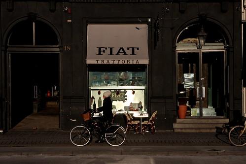 Fiat Trattoria