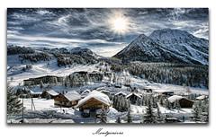 Montgenevre 2008 (IL MAGICO) Tags: neve sole montagna freddo