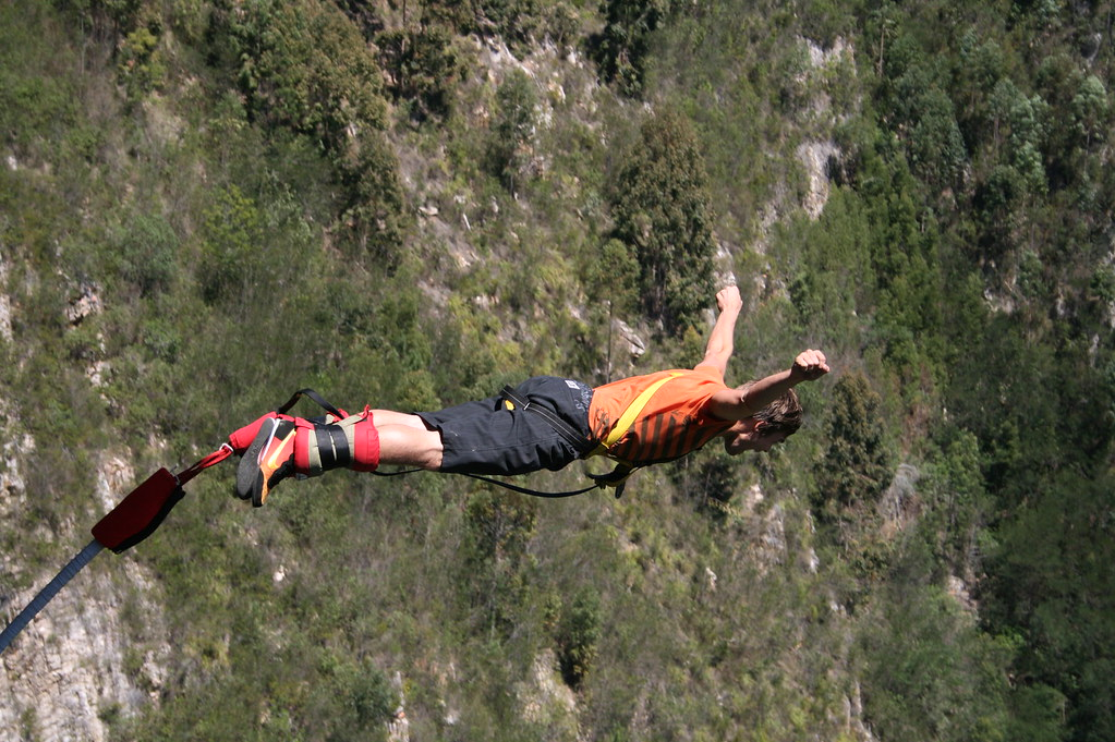 The World's Most Extreme Bungee Jumps