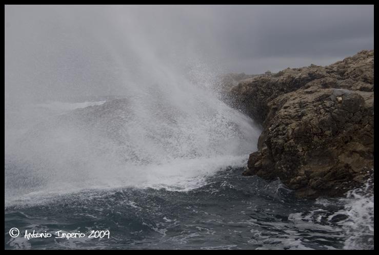 Il mare di Oggi da Santa Caterina a Porto Badisco 3184570883_9b4e12487d_o