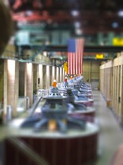 Hoover Dam Tiltshift try