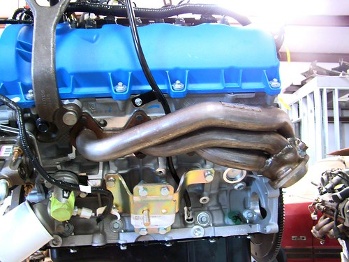 Ford Racing 4.6L 3V Fox Body Swap