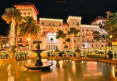 Casa Monica Hotel St Augustine, Florida (James