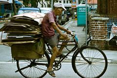 DSC_0039 (SimonSays-) Tags: old man bicycle singapore karang guni