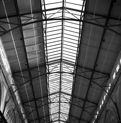 Ferry Building Roof