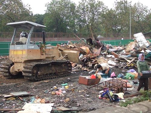 Dey Krahom Eviction