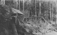 Mine near Woodburn, Oregon