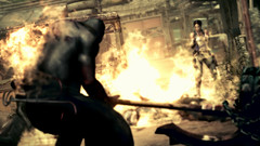 Resident Evil 5 demo live on PSN today – PlayStation Blog