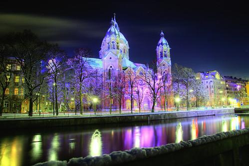 St. Martin Church Munich, Germany
