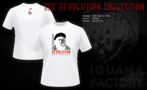 Darwin the revolutionary
