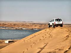 I want to go there.. (Waleed Aldakhil) Tags: jeep go want there cherokee waleed    i             aldokhail tharmada