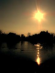 Woodward Park (Hey Gorgeous.) Tags: park lake ducks naturepeople