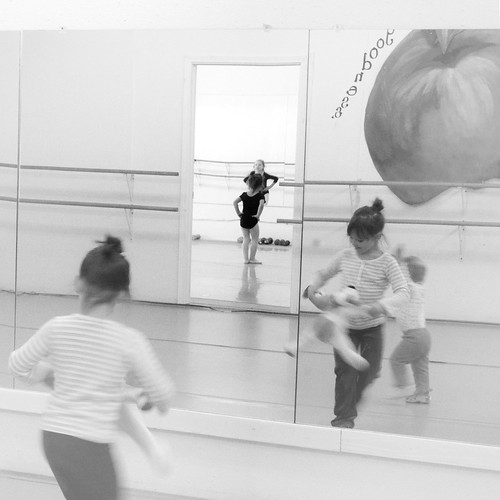 "Ballet - ""In The Mirror"""