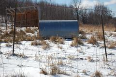 Portable porta-hut