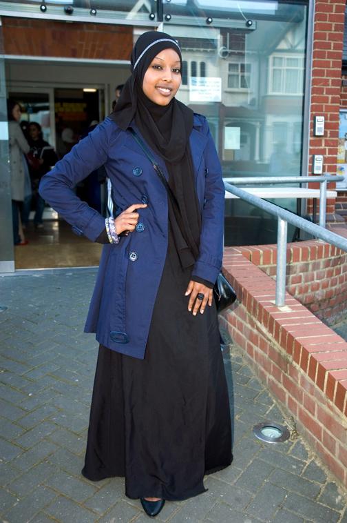 Somali Hijab Styles