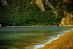 yln bu zamanlarnda illaki ral:) (nilgun erzik) Tags: 2005 analog minolta deniz mavi sabah olympos yeil sahil tatil kumsal filmcameras ral fotografkraathanesi fotografca biyerlerde ralnnbayldmsabah haziran2009 bahardnemisonrasyazokuluncesi